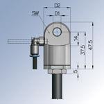 Pneumatic release system tech detail